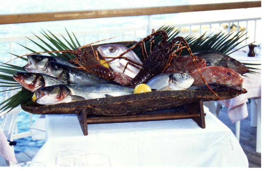 Rien de tel qu'un plateau de fruits de mer en été
