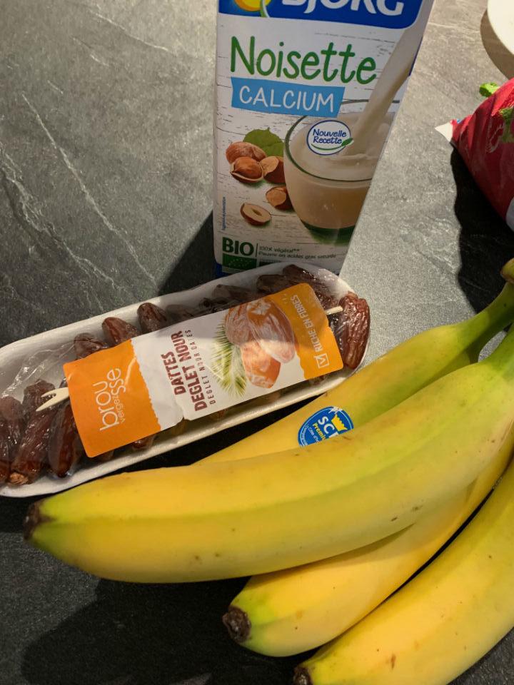 bananes dattes